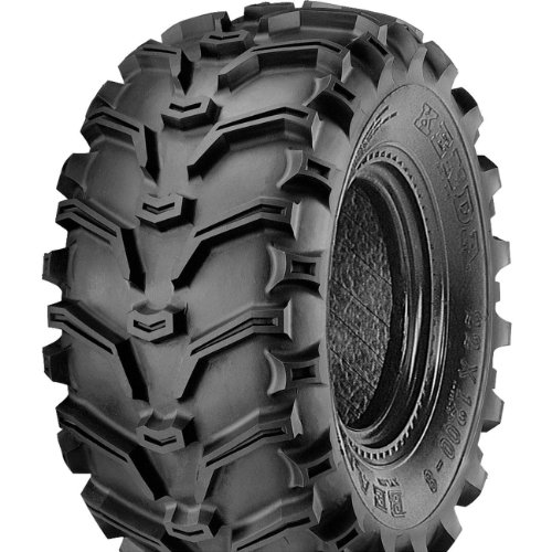 Kenda K299 Bear Claw Tire - Front/Rear - 26x11x12 , Position: Front/Rear, Rim Size: 12, Tire Application: Mud/Snow, Tire Size: 26x11x12, Tire Type: ATV/UTV, Tire Ply: 6 25492000 by Kenda (Image #1)