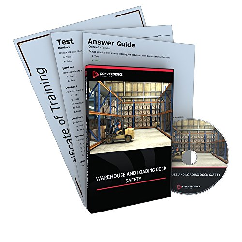 (Convergence Training C-667 Warehouse and Loading Dock Safety DVD)