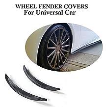 JCSPORTLINE Universal 25CM Wheel Fender Flares Arch Trims