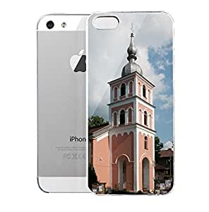 iPhone 5S Case Botevgrod Fileascension Of Jesus Church Tower Botevgrod Jpg Wikimedia iPhone 5 Case