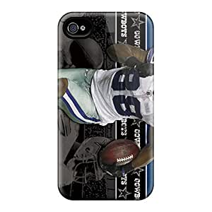 New Arrival Dallas Cowboys For Iphone 4/4s Case Cover