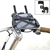 Hooshion 3D Printed Remote Controller Bike Bracket Bicycle Holder Mount Smartphone Support Phone Clip on Bicycle for DJI Mavic Pro Spark
