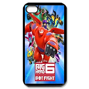 Personalized Creative Big Hero 6 For iPhone 4,4S LOSQ435705