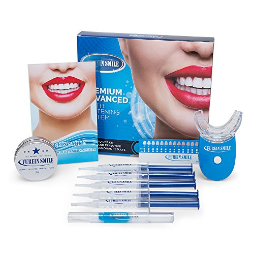 Led Light Activated Teeth Whitening - 7