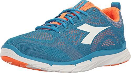 Diadora Trama 2 para hombre, Azul (Coronel Blue/Orange), 40 EU: Amazon.es: Zapatos y complementos