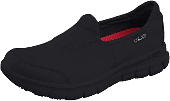 Skechers Women's Safety Shoes Work
