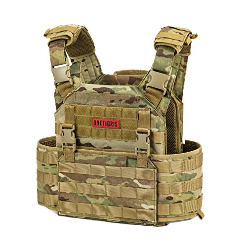 (OneTigris Griffin AFPC Modular Vest (Multicam))