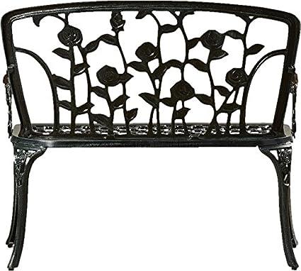 Amazoncom Fanciful Home Garden Decor Garden Bench 40 Inch