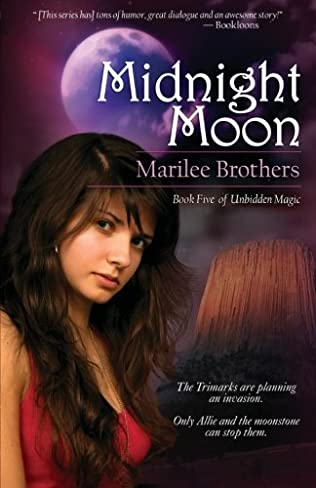 book cover of Midnight Moon