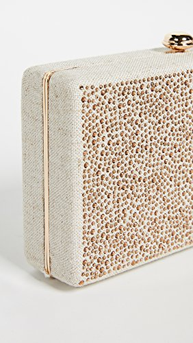 Oatmeal Lux Women's Clutch Deux Box npZgqfI