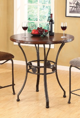 Acme 96068 Tavio Counter Height Table by ACME