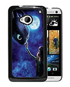 Customized How To Train Your Dragon 1 HTC One M7 Black Case by mcsharks