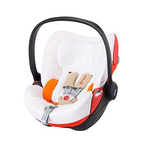 Cybex - Funda de verano para silla de auto cloud q rizo ...