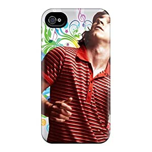 Anti-Scratch Cell-phone Hard Covers For Iphone 6plus With Allow Personal Design Fashion Messi Pattern CharlesPoirier by runtopwell