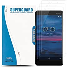 Nokia 8 Sirocco Screen Protector, TopACE 3-Pack Ultra-Clear Premium Film for Nokia 9 / Nokia 8 Sirocco (3-Pack)