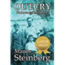 Outcry - Holocaust Memoirs (Amsterdam Publishers Large Print Library) (Volume 1)