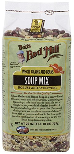 Bob's Red Mill Whole Grains and Beans Soup Mix - 26 oz