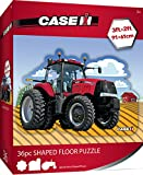 MasterPieces Case IH Red Tractor - 36 Piece Kids Shaped Floor Puzzle