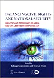 img - for Balancing Civil Rights and National Security: Impact of Anti-Terror Laws on Media and Civil Liberties in Europe and Asia book / textbook / text book