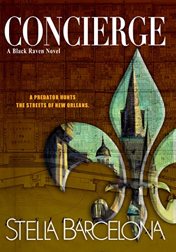 Concierge (Black Raven Book 3) ()