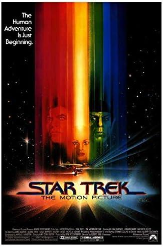THE SEARCH FOR SPOCK Movie POSTER 27x40 B Leonard Nemoy STAR TREK 3