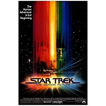 THE SEARCH FOR SPOCK Movie POSTER 27x40 C Leonard Nemoy STAR TREK 3