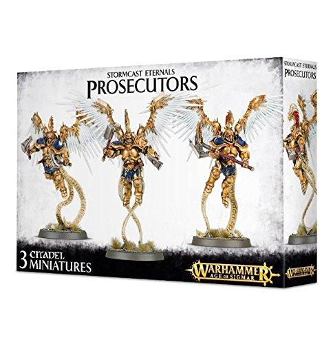 Warhammer Age of Sigmar Stormcast Eternals Prosecutors NIB .HN#GG_634T6344 G134548TY39131 by Anajosily