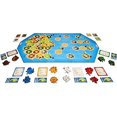 Catan Extension: Seafarers 5-6 Player: Toys & Games