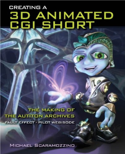 Lightwave Audio - Creating a 3D Animated CGI Short: The Making of the Autiton Archives Fault Effect - Pilot Webisode