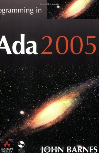 Programming in Ada 2005 with CD by Pearson