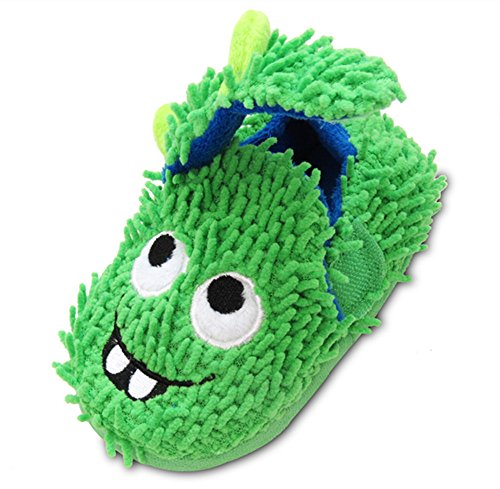 La plage boy 39 s cotton shaped monster upper house cartoon for Plage stickers uk