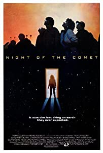 Night of the Comet POSTER Movie (27 x 40 Inches - 69cm x 102cm) (1984)