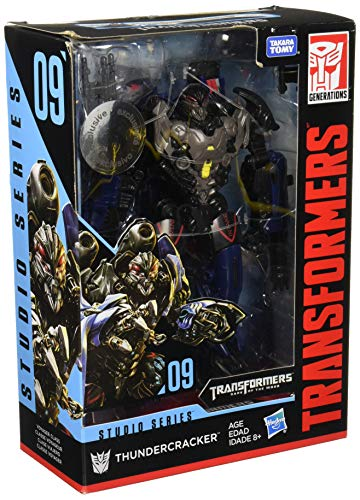 - Transformers Studio Series 09 Voyager Class Movie 2 Thundercracker