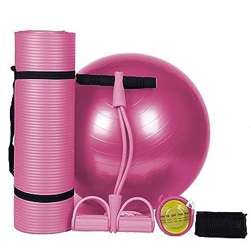 XBTECH Set De Yoga / 3 Piezas para Principiantes Yoga Mat ...