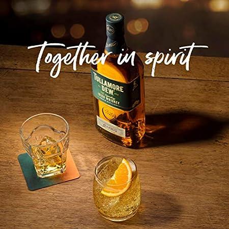 Tullamore Dew Whisky Irlandés (1x 1l)