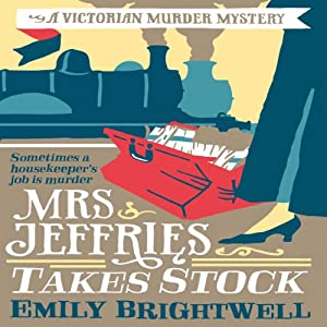 Mrs Jeffries Takes Stock Audiobook