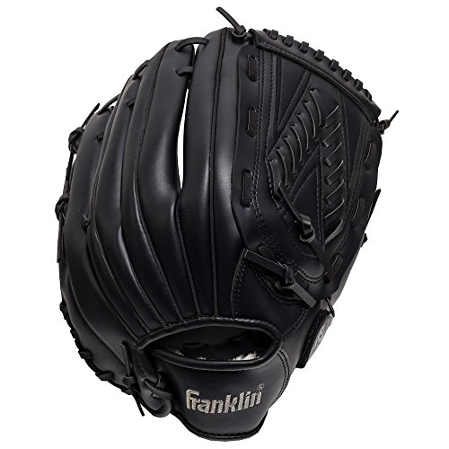 Franklin Sports Field Master Midnight Series Baseball Glove-Right Handed Thrower – DiZiSports Store