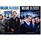 Blue Bloods: The Complete Sixth and Seventh Seasons 6-7 DVD New