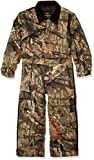 Walls Boys' Big Camo Insulated Coverall, Mossy Oak Country Large