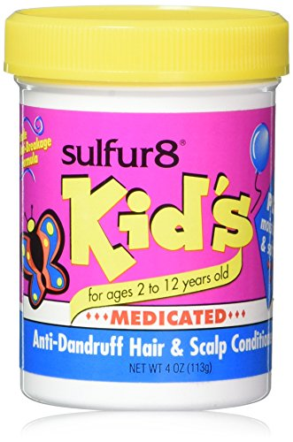 ted Anti-Dandruff Hair and Scalp Conditioner, 4 Ounce ()