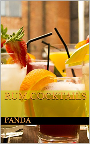 Rum Cocktails by Panda