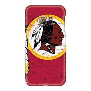 PhilHolmes Samsung Galaxy S6 Excellent Hard Phone Covers Customized Beautiful Washington Redskins Pictures [nBi29588fWdj]