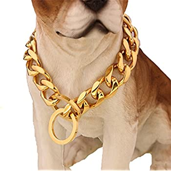 Amazon Com Custom Ultra Strong 19mm Slip Chain Dog