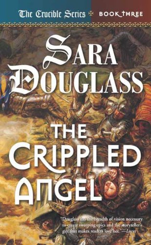 book cover of The Crippled Angel