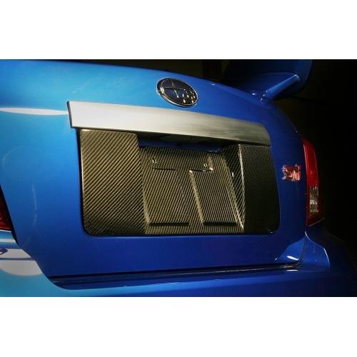 WRX,STI Sedan APR Performance CBX-WRXLIC11 Carbon Fiber License Plate Frame
