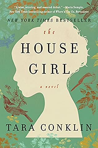 book cover of The House Girl