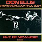 Out of Nowhere by Don Ellis (1989-05-02)