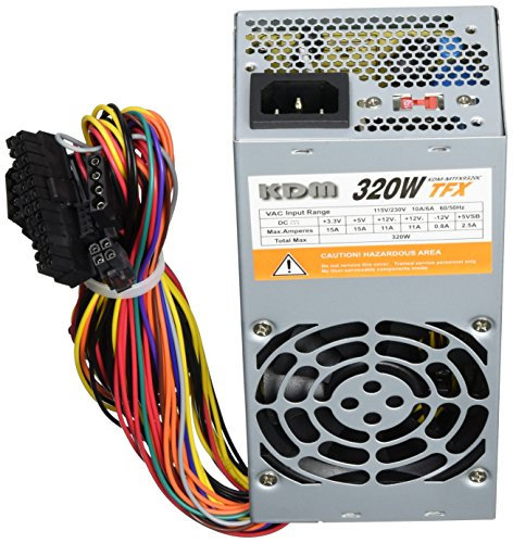 KDMPOWER KDM-MTFX9320C New 320W TFX Power Supply by KDMPOWER (Image #1)
