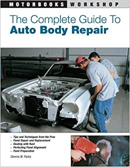 auto body books for beginners