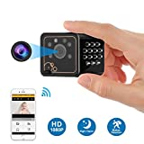 Hidden Camera – WiFi Spy Camera – Mini IP Security Came – HD 1080P Wireless Nanny Cameras for Home – Remote View for iPhone Android – Motion Detection Alarm – Night Vision For Sale